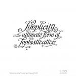 typo-simplicity