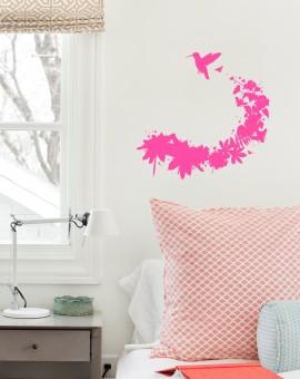 bedroom-colibri-pink