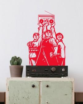 living-disko-red
