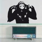 living-monkey-black