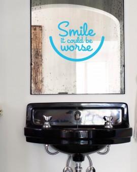 bathroom-smile-bluelight